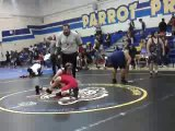 Quarter-finals match Sun Valley Wrestling Championships
