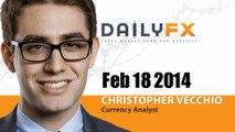 Forex: European FX Trade Update: Tuesday, February 18, 2014