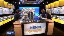 Questions d'info : Henri Guaino, député UMP des Yvelines, ancien conseiller spécial de Nicolas Sarkozy.