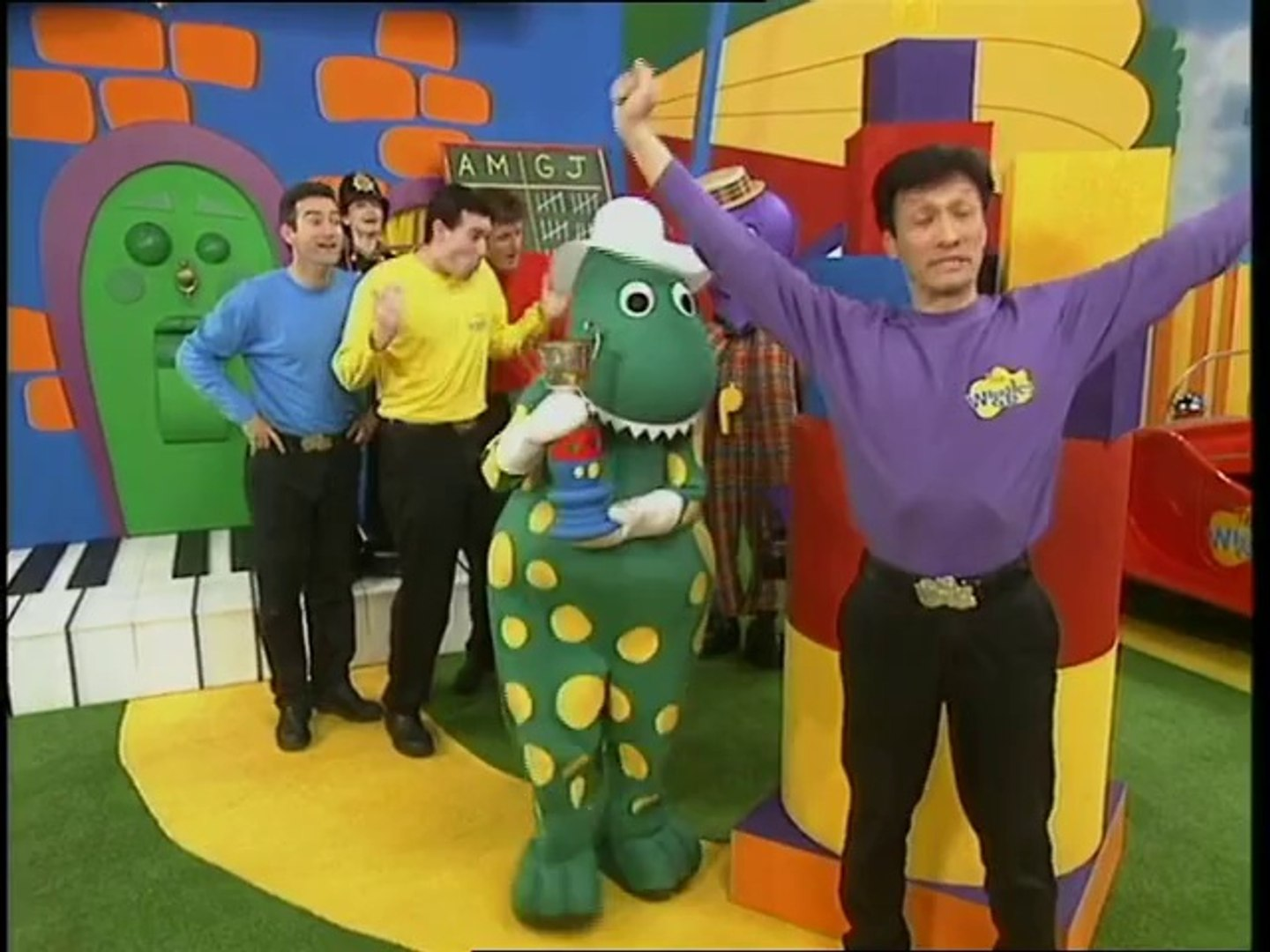 The Wiggles (TV Series 1): Building Blocks - video dailymotion