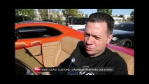 Reportage : West Coast Custom, la personnalisation auto made in Hollywood (Emission Turbo du 16/02/2