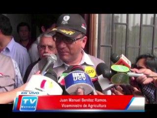 Chiclayo: Autoridades evaluan declaratoria de emergencia para el agro 18 02 14
