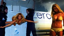 Kate Upton Goes Zero Gravity In Sports Illustrated Swimsuit Shoot