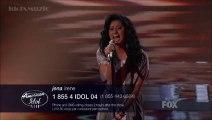 Jena Irene Asciutto -  Paint It Black - American Idol 13 (Rush Week)