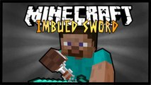 Minecraft Mod Spotlight - Imbued Sword - 1.7.2 - ADD POTIONS TO YOUR SWORDS !