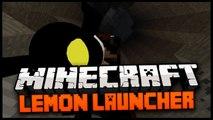 Minecraft Mod Spotlight: COMBUSTIBLE LEMON LAUNCHER 1.6.2 - EXPLOSIVE LEMONS!