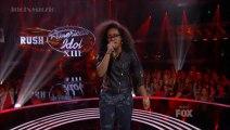 Malaya Watson - Hard Times - American Idol 13 (Rush Week)