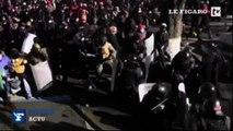 Ukraine : affrontements très violents entre manifestants et forces de l'ordre