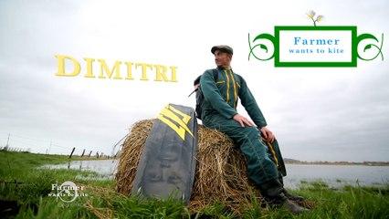 Farmer wants to kite