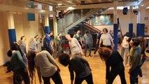 """Metodo Hobart """"Conoscersi nella danza""""- MOVIMENTO CENTRALE """"Danza&Teatro"""""""
