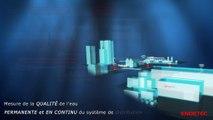 Kapta, une sonde innovante qui contrôle en temps réel la qualité de l'eau - Veolia
