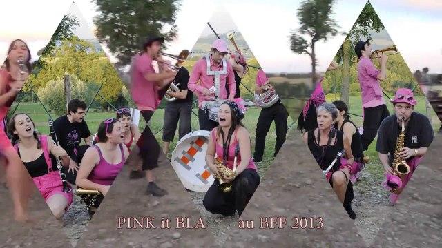 pink it black - Biol Farm Festival 2013