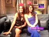Koffee with Karan - Nargis Fakhri and Freida Pinto talk DIRTY on the show .mp4