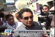 Traficantes de terrenos estarían detrás del asesinato del hijo de Carlos Burgos