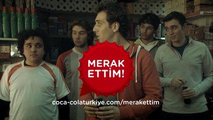 Coca-Cola'nın tadını #MerakEttim diyenlere