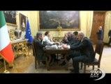 """Grillo vs Renzi: leader M5S: """"Non sono democratico"""" e se ne va. Renzi: """"Beppe esci da questo blog, qui ci sono problemi veri"""""""