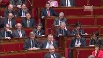 Visite aux Etats-Unis : réponse de Laurent Fabius à l'Assemblée nationale (19/02/2014)