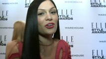 Jessie J reveals her fashion must-haves at Elle Style Awards
