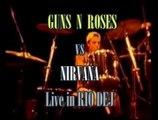 You know your Estranged  - GUNS N ROSES  vs  NIRVANA  Live in RIO DEJ