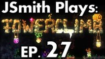 JSmith Plays Tower Climb- Ep. 27  [Climbing With Gloves]