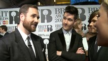 Brit Awards 2014: Bastille bag 'totally unexpected' Brit