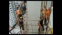 Hong Kong Construction Bamboo Scaffolding