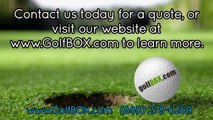 Custom Logo Golf Balls from GolfBOX.com - Corporate Gifts, Trade Show Giveaways, Personalized Gifts