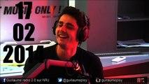 Best of vidéo Guillaume Radio 2.0 sur NRJ