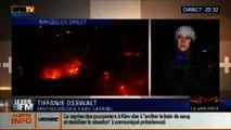 Le Soir BFM: Violences à Kiev, l'UE menace de sanctionner l'Ukraine - 19/02 1/6