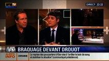 Le Soir BFM: Braquage devant l'hôtel des ventes Drouot, au moins 300 000 euros de bijoux volés – 19/02 6/6
