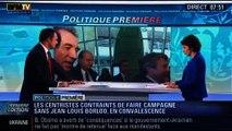 Politique Première: Les centristes contraints de faire campagne sans Jean-Louis Borloo - 20/02
