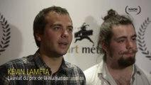 Interview de Kévin Lameta - Prix de la Meilleure Réalisation 2013