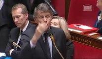 [ARCHIVE] Rythmes scolaires : réponse de Vincent Peillon au député Paul Salen lors des questions au Gouvernement à l'Assemblée nationale, le 19 février 2014