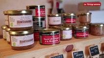 Salon de l'agriculture. Faire connaître de nouveaux produits bretons