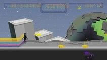 Bit Trip Runner.(2010,PC).Gameplay.Très bon petit jeu.(Commenté).[FR].