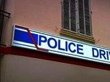 """Au Canet, la police municipale a mis en place un """"police drive"""" - 20/02"""