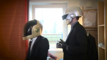 Two Guys Successfully Gatecrash Brit Awards Party By Dressing Up As Daft Punk