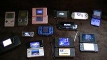 Quelles consoles portables