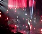 Mylène Farmer le 17 septembre 2013 (concert Timeless à Bercy)