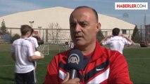Tekden Denizlispor'da Adanaspor Maçı Hazırlıkları