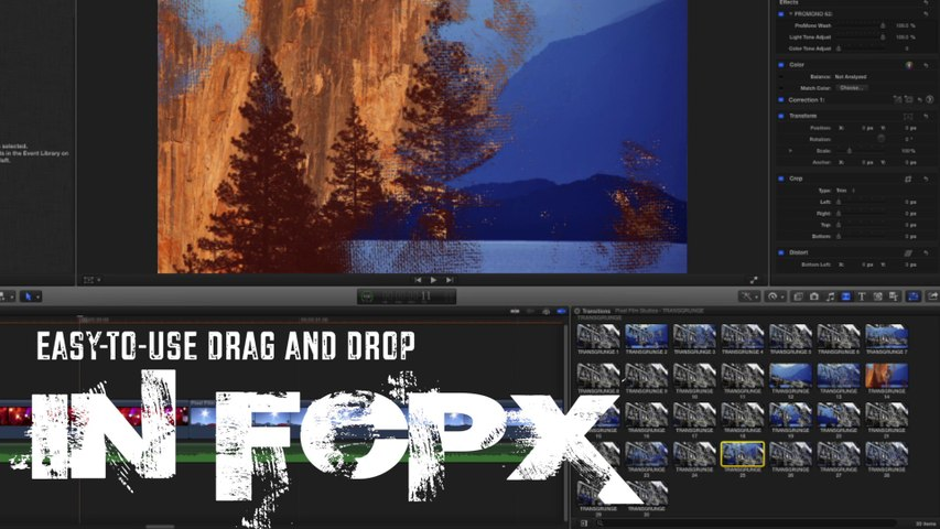 TRANSLICE - Split Screen Transitions for FCPX - Pixel Film