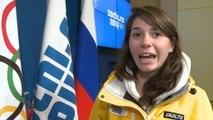 """Sochi - Alessia Dipol, la bellunese: """"Tra 4 anni a medaglie per il mio Togo"""""""
