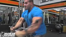 JAY CUTLER - THE COMEBACK CHEST TRAINING - Bodybuilding/Muscle/Fitness