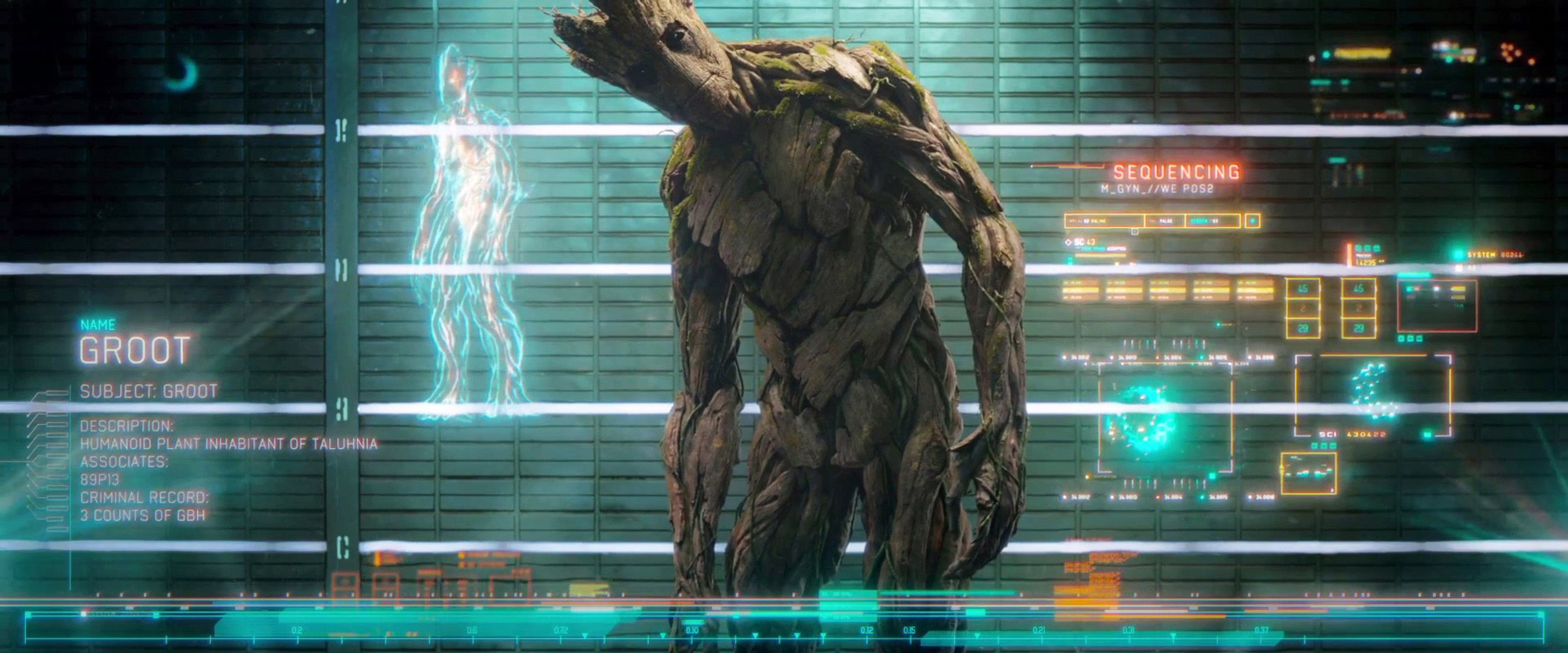 Meet the Guardians of the Galaxy : Groot [VO|HD]