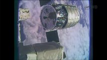 [ISS] Orbital Cygnus Spacecraft Departs from Space Station