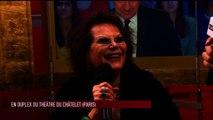 Cesar 2013 - Tapis rouge - Claudia Cardinale