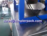 Nylon triangle teabag packing machine, automatic packaging machinery manufacturers!