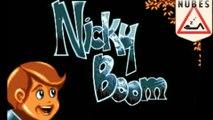 Mes jeux | Mon premier jeu - Nicky Boom !