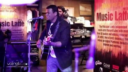 Zahid Ummar - Ghoom Taana (Live Cover @ Music Latte)