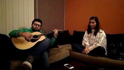 Aamir Zaki - Mera Piyar cover by Kanza